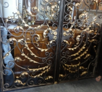 36-pair-of-great-antique-iron-and-brass-gates-6-w-x-8-6-h