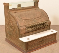 459....NATIONAL CASH REGISTER MODEL# 233...17 H X 17.5 W X 16 D
