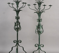 85- sold -set-of-candelabras