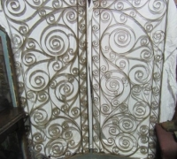 314- solid brass - 30'' w ea. x 72'' h