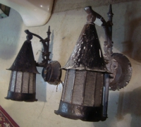 48-antique-pair-of-small-gothic-lights-12-h-x-6-w
