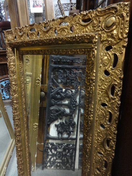 Antique Carved Mirrors Amp Overmantle Mirrors In
