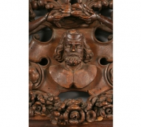 004-antique-angel-carved-mirror