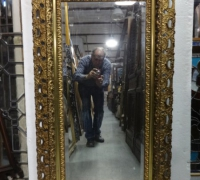 009-antique-carved-mirror