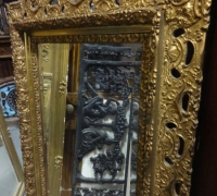 324-antique-carved-mirror