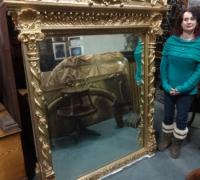 013-antique-carved-mirror