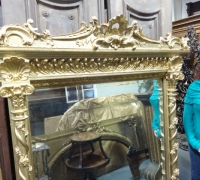 014-antique-carved-mirror