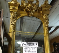 026- sold - antique-carved-pier-mirror