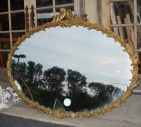 027-antique-carved-oval-mirror