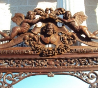 034-antique-angel-carved-mirror