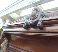 035-antique-lady-carved-mirror