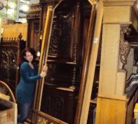 041-antique-carved-mirror