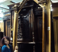 042-antique-carved-mirror