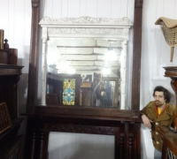 062-antique-carved-mirror