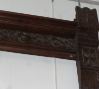 063-antique-carved-mirror