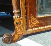 265 -78'' h x 60'' w  - finest inlaid detailing