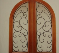 04-pair-of-new-iron-and-wood-arched-doors