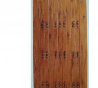 100-new-rustic-wood-door