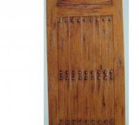 104-new-carved-wood-door