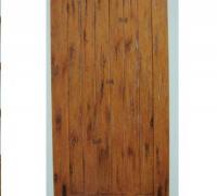 106-new-rustic-wood-door