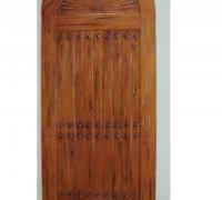 108-new-carved-wood-door
