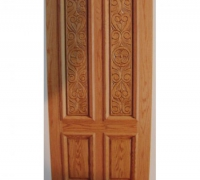 128-new-carved-wood-door