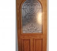129-new-beveled-glass-wood-door