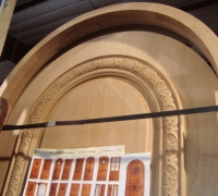 172-new-arched-carved-wood-door
