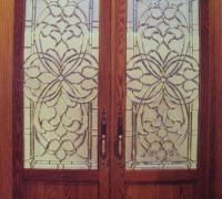 175-pair-of-new-beveled-glass-doors