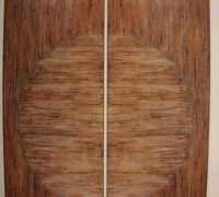 208-pair-of-new-rustic-wood-doors