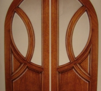 211-new-pair-of-arched-wood-and-glass-doors