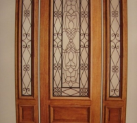 220-new-iron-and-wood-door-with-sidelights