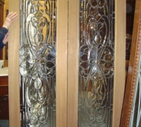 234-pair-of-new-beveled-glass-doors