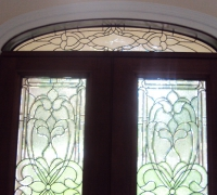 245-new-beveled-glass-doors-with-transom-installed