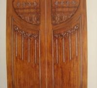 41-pair-of-new-carved-wood-doors