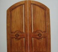 58-pair-of-new-wood-arched-doors