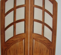62-pair-of-new-arched-wood-and-glass-doors