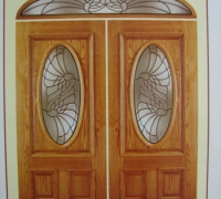 68-pair-of-new-beveled-glass-and-wood-doors-with-transom