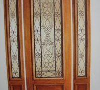 78-new-iron-and-wood-glass-doors-with-sidelights