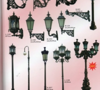 26-new-iron-lamp-posts-and-new-iron-wall-lights