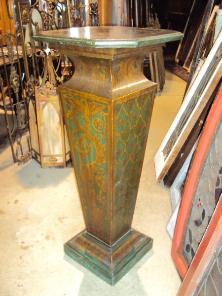 Staircase Paneling Posts Pedestals Oley Valley