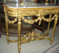 100-antique-carved-table-marble-top