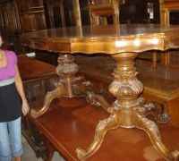 102-sold -antique-carved-table