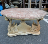 119-antique-carved-swan-table