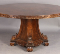 129- sold -antique-carved-table
