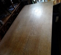 138-antique-arts-and-crafts-table