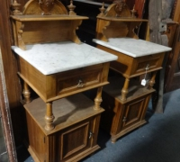140-sold -antique-carved-tables-marble-tops
