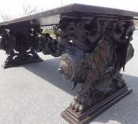218-rare-great-antique-carved-table-98-x-42-x-33-h