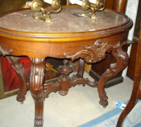 58-antique-carved-table-marble-top