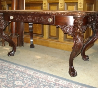 63-sold -antique-carved-lady-leg-table